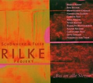 """Rilke Projekt - """"Bis An Alle Sterne"""" [Audiobook]"""