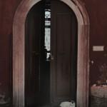 Tür in Instanbul