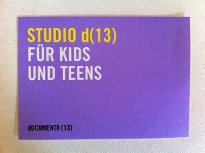 dOCUMENTA - Studio d(13)